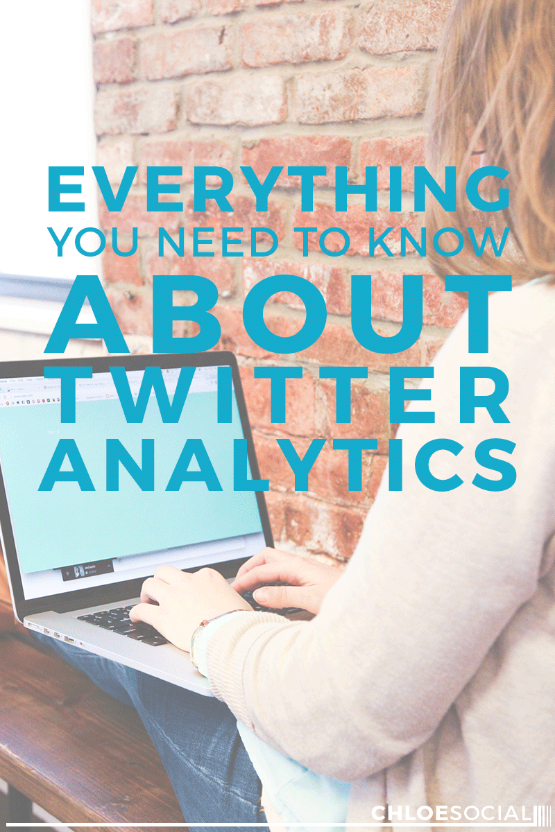 Everything You Need To Know: Everything You Need To Know About Twitter Analytics
